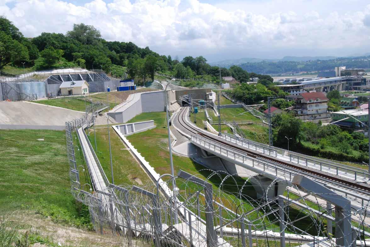 Аэропорт тоннель2 л1