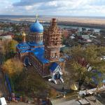 Вид храма в Александровке