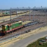 Вид станции Крымск