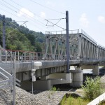 Мост 8 вид на локатор